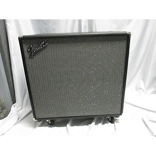 used fender rumble 115 1x15 bass cab bass cabinet guitar center. Black Bedroom Furniture Sets. Home Design Ideas