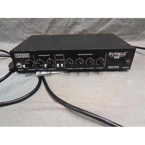 Fender Rumble 150 150W Bass Amp Head