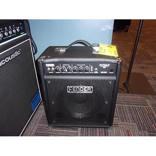 Fender Rumble 30 30W 1x10 Bass Combo Amp