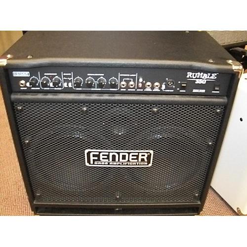 Fender Rumble 350 350W 2x10 Bass Combo Amp