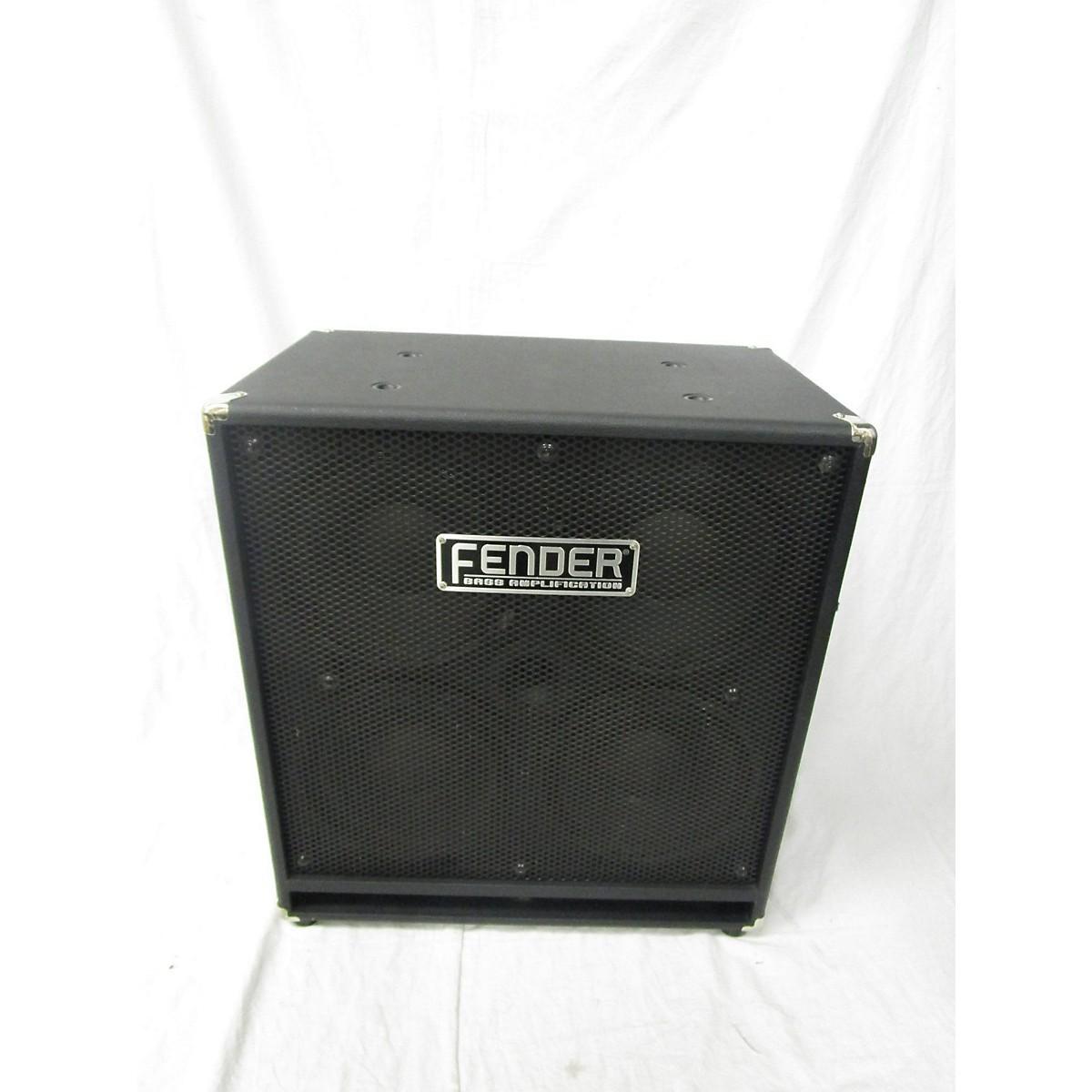 Fender Rumble 412 Bass Cabinet