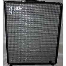 Fender Rumble V3 200W 1x15 Bass Combo Amp