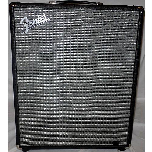 Fender Rumble V3 200W 1x15 Bass Combo Amp