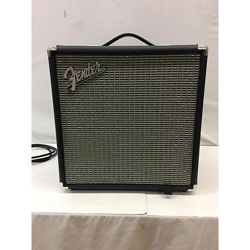 Fender Rumble 25 V3 Bass Guitar Combo Amplifier : used fender rumble v3 25w 1x8 bass combo amp guitar center ~ Russianpoet.info Haus und Dekorationen
