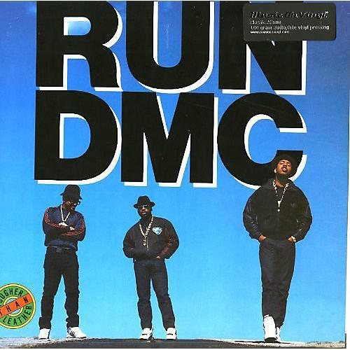Alliance Run DMC - Tougher Than Leather