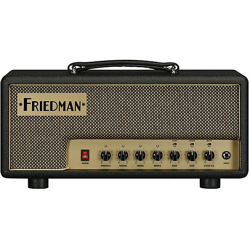 Friedman Runt-20 20W Tube Guitar Head