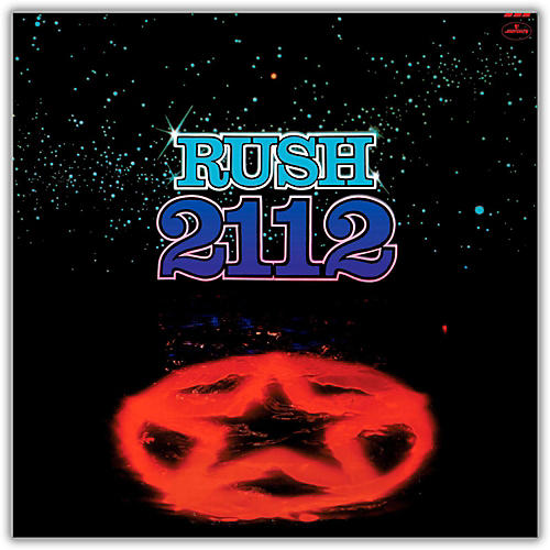 Universal Music Group Rush - 2112 Vinyl LP