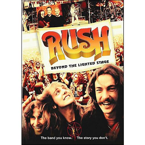 Hal Leonard Rush - Beyond The Lighted Staged DVD