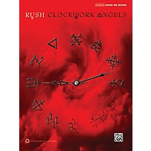 Alfred Rush - Clockwork Angels Guitar TAB Book