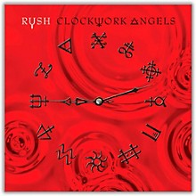 Rush - Clockwork Angels Vinyl LP
