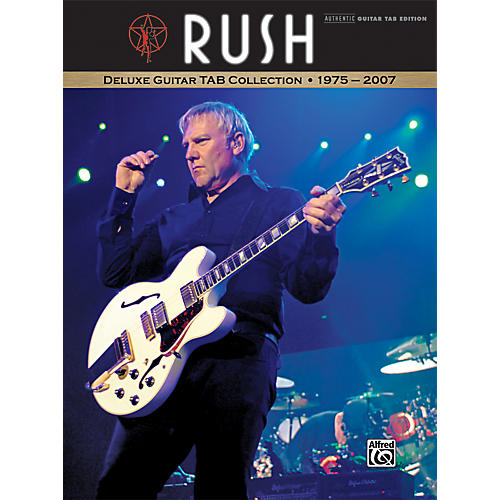 Alfred Rush - Deluxe Guitar Tab Collection 1975-2007