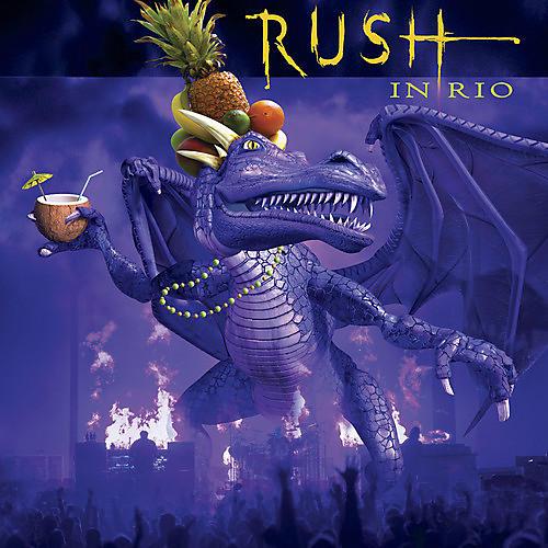 Alliance Rush - In Rio