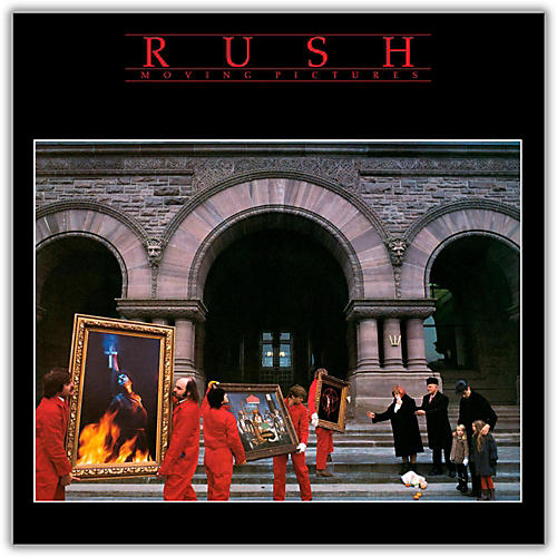 Universal Music Group Rush - Moving Pictures Vinyl LP