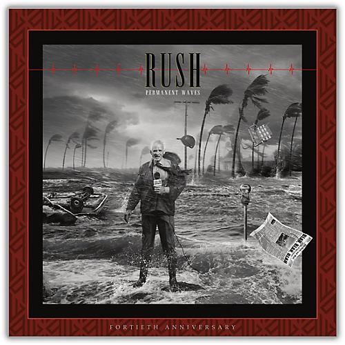 Universal Music Group Rush - Permanent Waves (40th Anniversary) [3 LP]