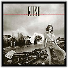Rush - Permanent Waves Vinyl LP