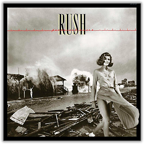 Universal Music Group Rush - Permanent Waves Vinyl LP