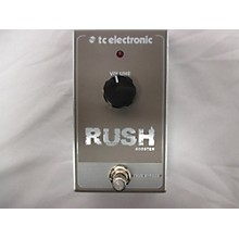 TC Electronic Rush Effect Pedal