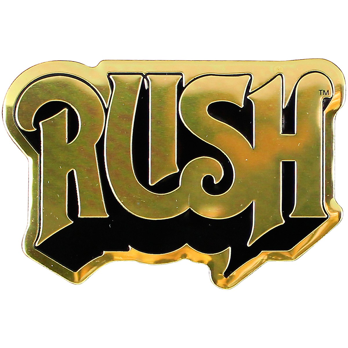 C&D Visionary Rush Heavy Metal Stickers