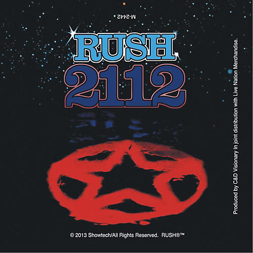 C&D Visionary Rush Magnet - 2112