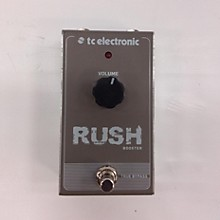 TC Electronic Rush Pedal