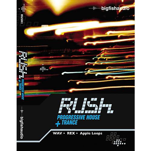 Big Fish Rush Progressive House + Trance Audio Loops