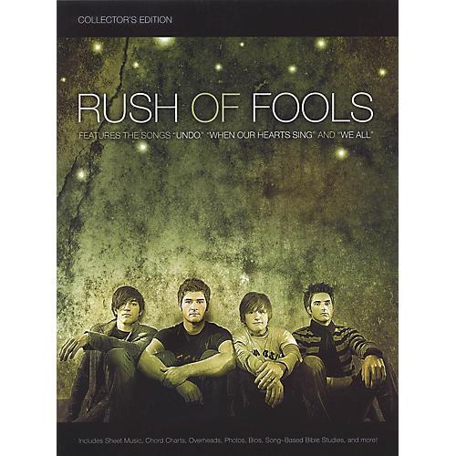 Worship Together Rush Of Fools Collectors Edition Sacred Folio