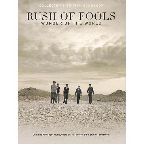 Worship Together Rush Of Fools Wonder Of The World Sacred Folio