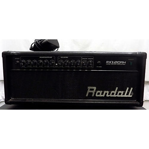 used randall rx120rh solid state guitar amp head guitar center. Black Bedroom Furniture Sets. Home Design Ideas