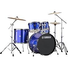 Yamaha Rydeen 5-Piece Shell Pack with 22 in. Bass Drum Level 2 Fine Blue 190839388674