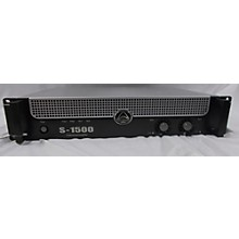 Wharfedale Pro S-1500 Power Amp