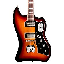 S-200 TBird Solid Body Electric Guitar Antique Burst
