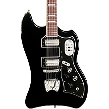 S-200 TBird Solid Body Electric Guitar Level 2 Black 190839644053