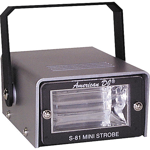 American DJ S-81 Mini Strobe