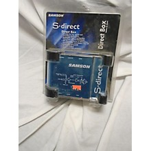 Samson S DIRECT Direct Box
