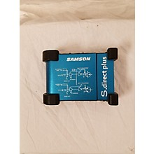 Samson S DIRECT PLUS Effect Pedal