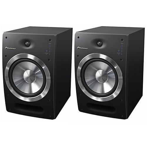 Pioneer S-DJ08 Active Reference Speakers (Pair)