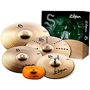 S Series FX Cymbal Pack
