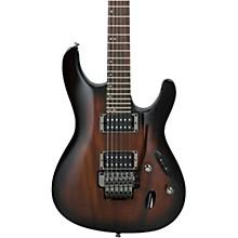 S Series S520 Electric Guitar Transparent Black Sunburst