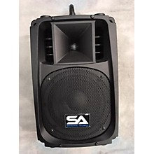 Seismic Audio S Wave-8 Unpowered Speaker