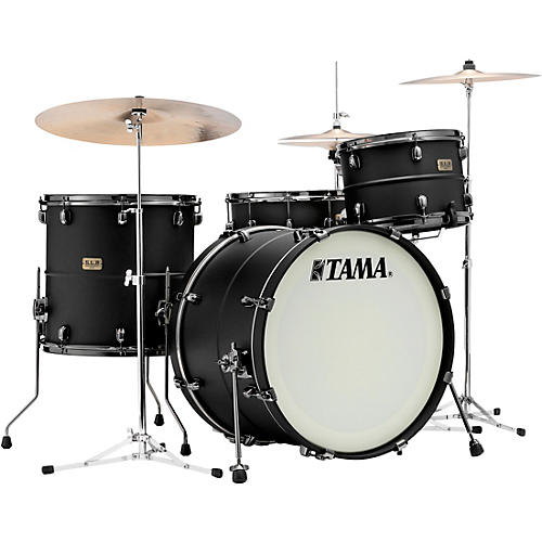 TAMA S.L.P. Big Black Steel 3-Piece Shell Pack