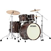 S.L.P. G-Bubinga 4-Piece Shell Pack with 22