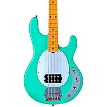 S.U.B. Ray4 Electric Bass Guitar Mint Green