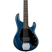 S.U.B. StingRay5 Rosewood Fingerboard 5-String Electric Bass Transparent Blue