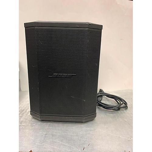 used bose s1 pro powered speaker guitar center. Black Bedroom Furniture Sets. Home Design Ideas