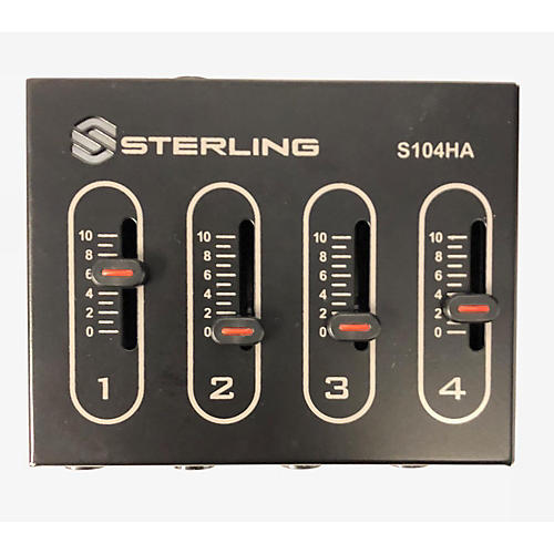Sterling Audio S104HA Headphone Amp