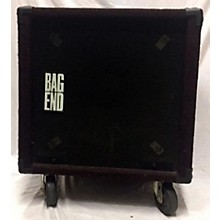 Bag End S18E-D 1x18 400W Bass Cabinet