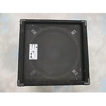 Bag End S18EI 1x18 400W Unpowered Subwoofer