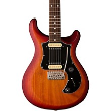S2 Standard 24 Electric Guitar Dark Cherry Sunburst Satin Black Pickguard