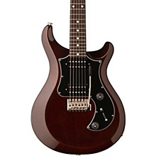S2 Standard 24 Electric Guitar Walnut Black Pickguard