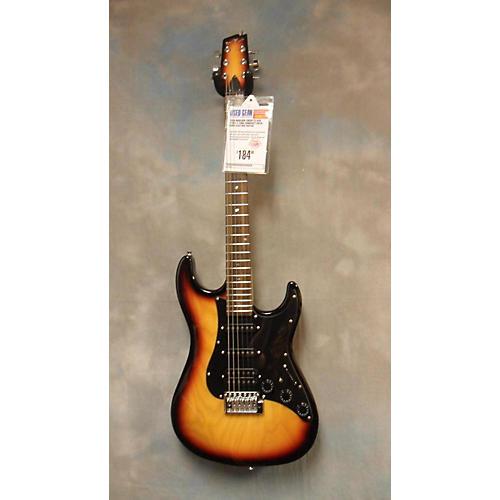 Boulder Creek S3-ASB Strat Solid Body Electric Guitar